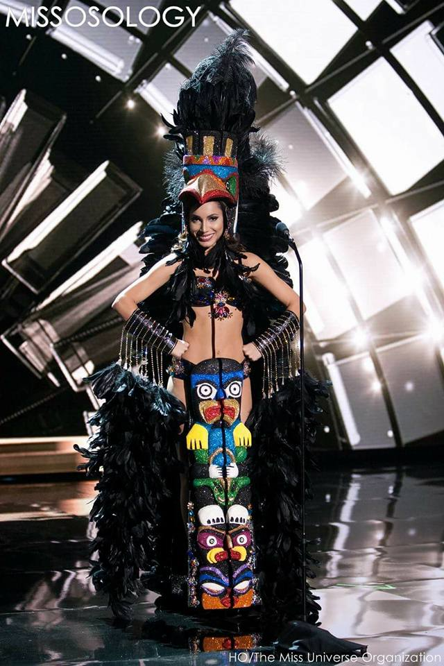 Miss Universe Canada National Costume 2016