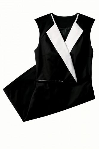 3.1 phillip lim black and white dress