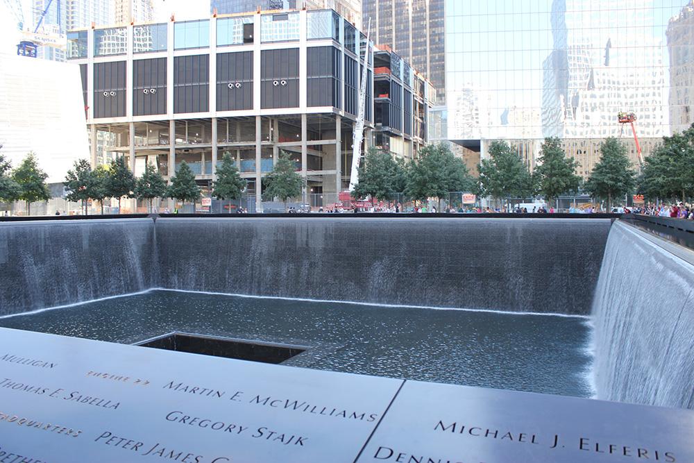 911 memorial pool
