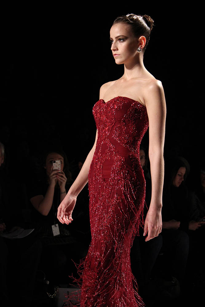 Pavoni is seeing red for fall