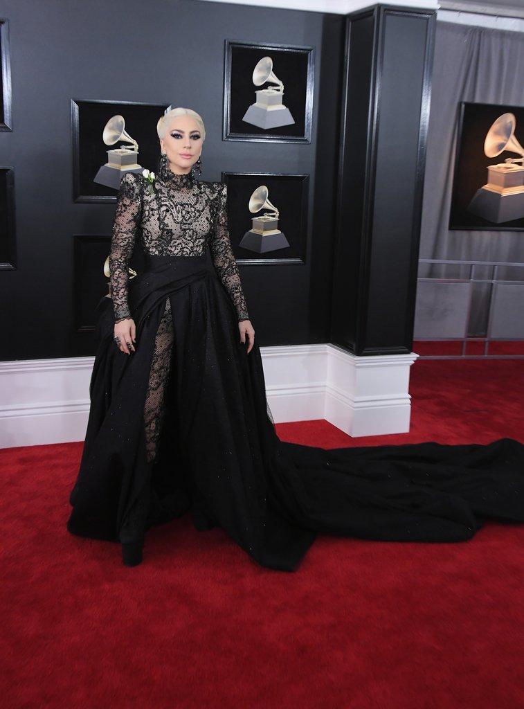 Lady-Gaga grammys 2018