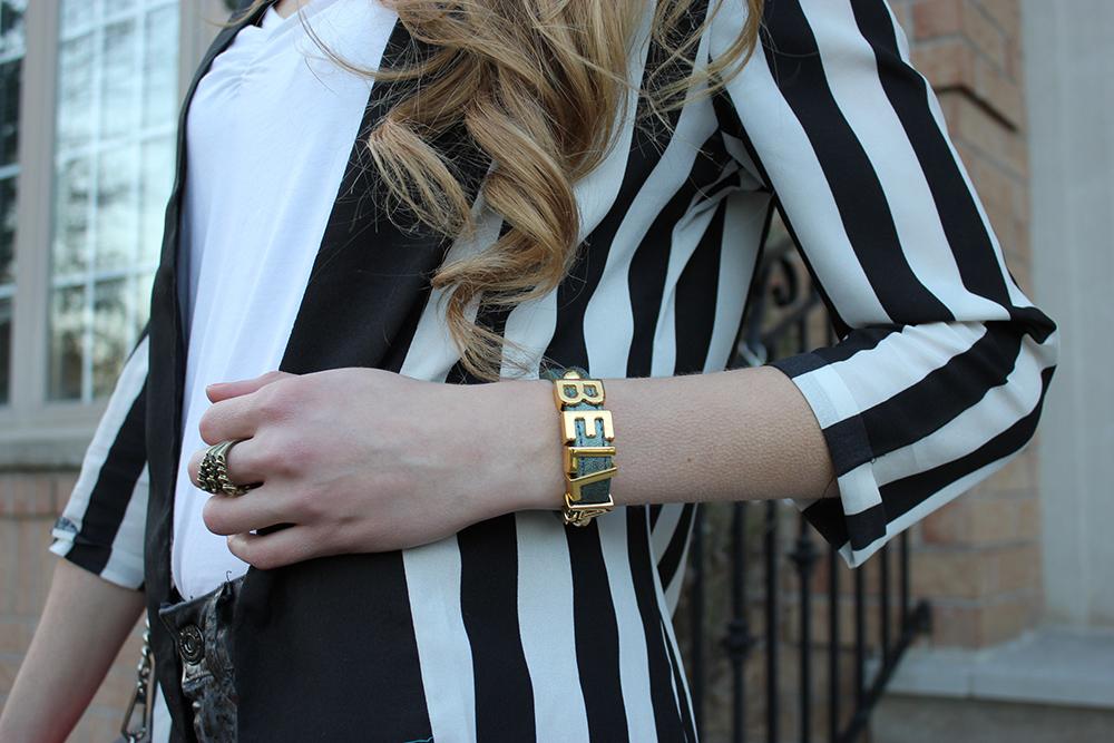 believe bcbgeneration bracelet