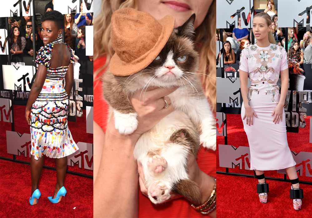 Best & Worst Dressed: 2014 MTV Movie Awards