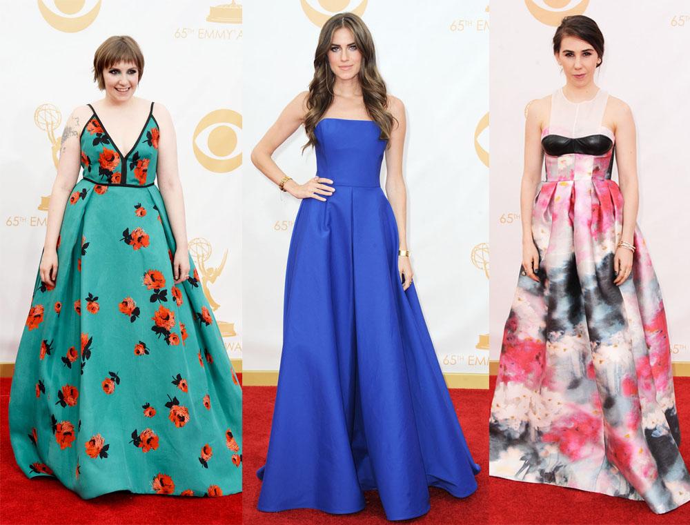 Best & Worst Dressed – 2013 Emmy Awards