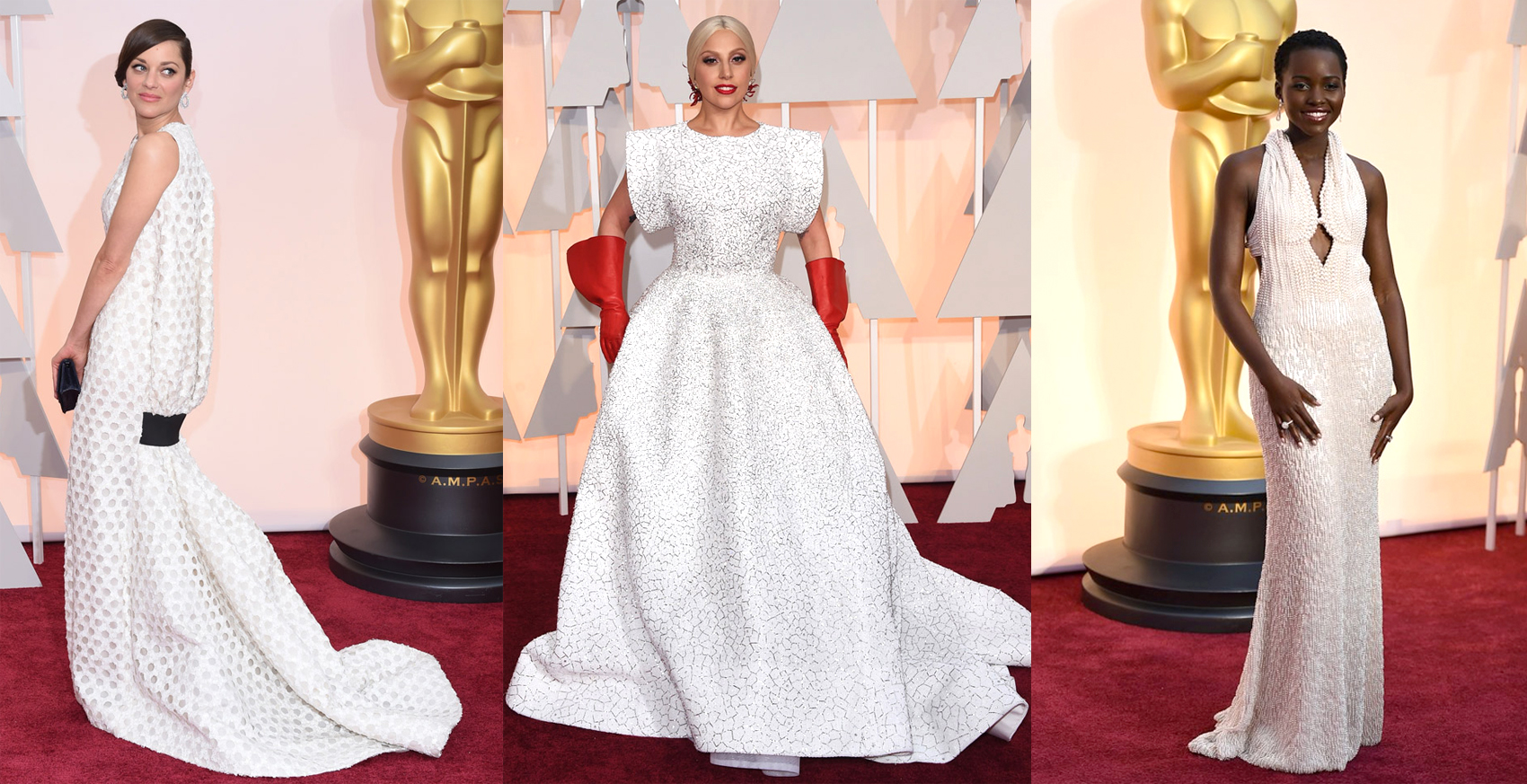 Best & Worst Dressed 2015 Oscars