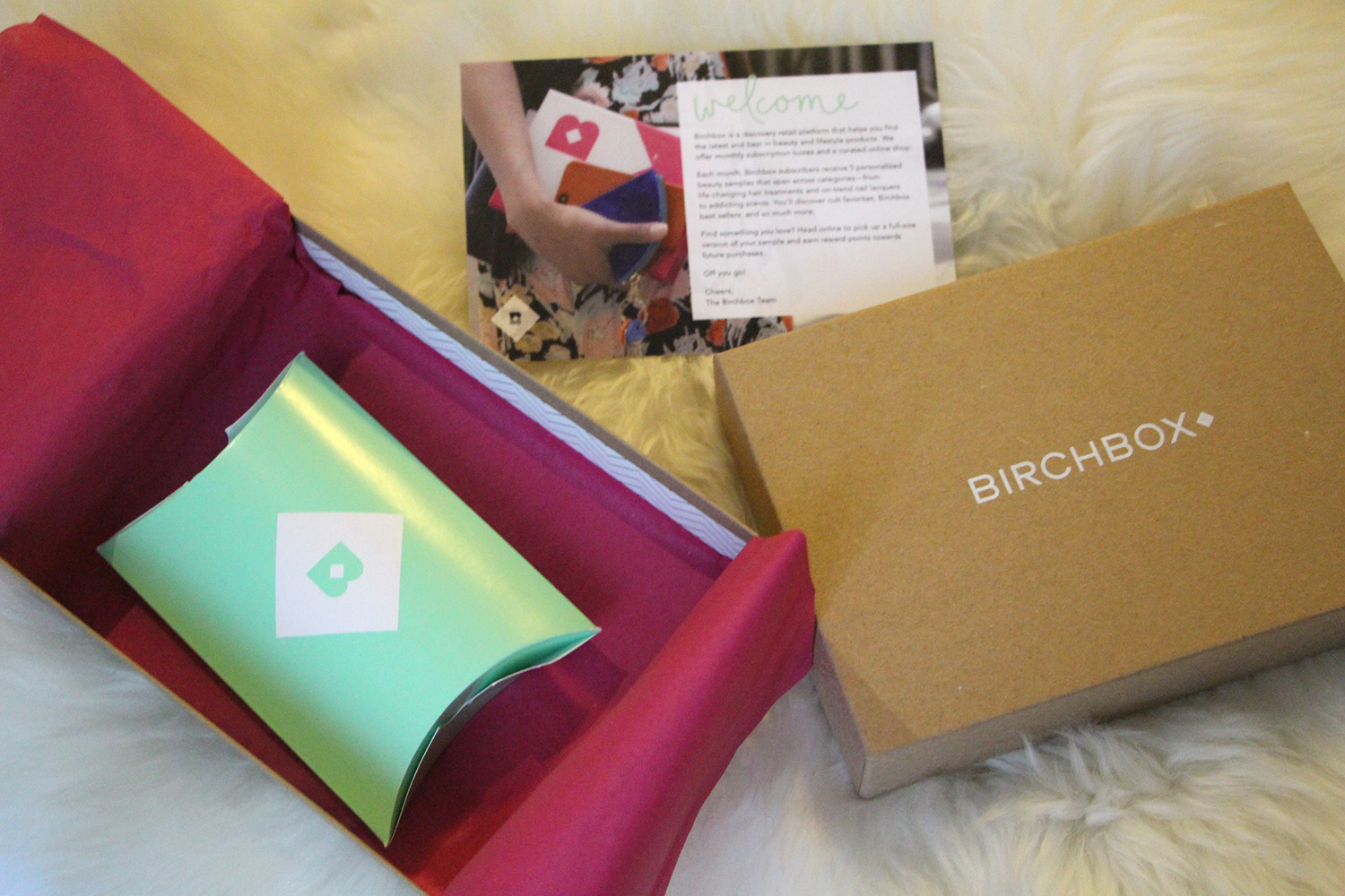 Birchbox Canada review + giveaway