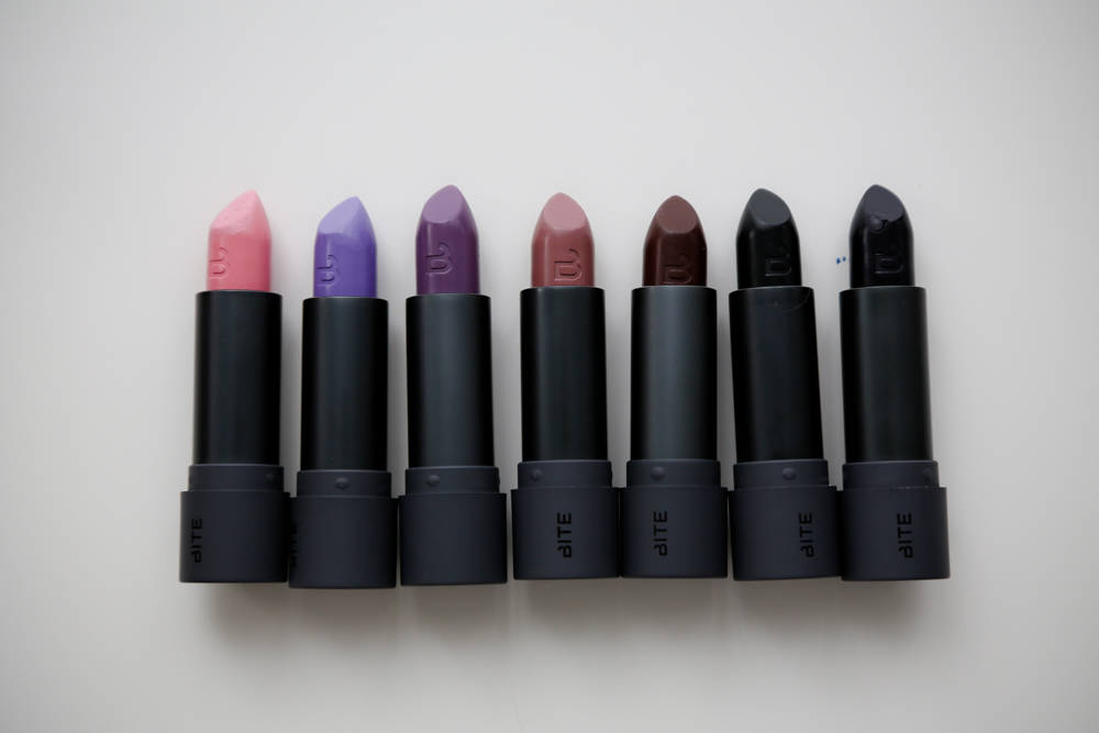 Bite Beauty Lipstick: Amuse Bouche review and swatches