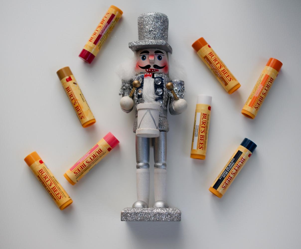 #UncapFlavour with Burt's Bees lip balm