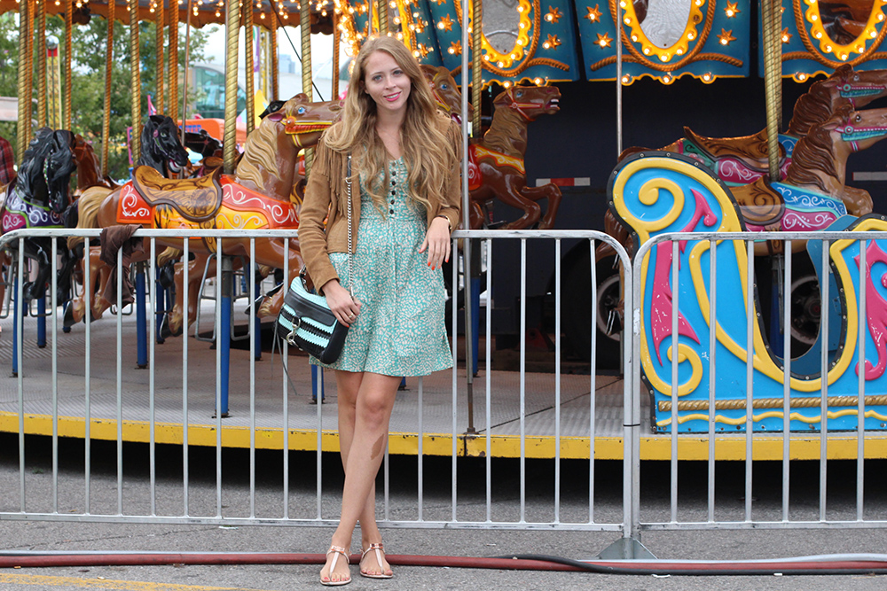 carnival midway outfit