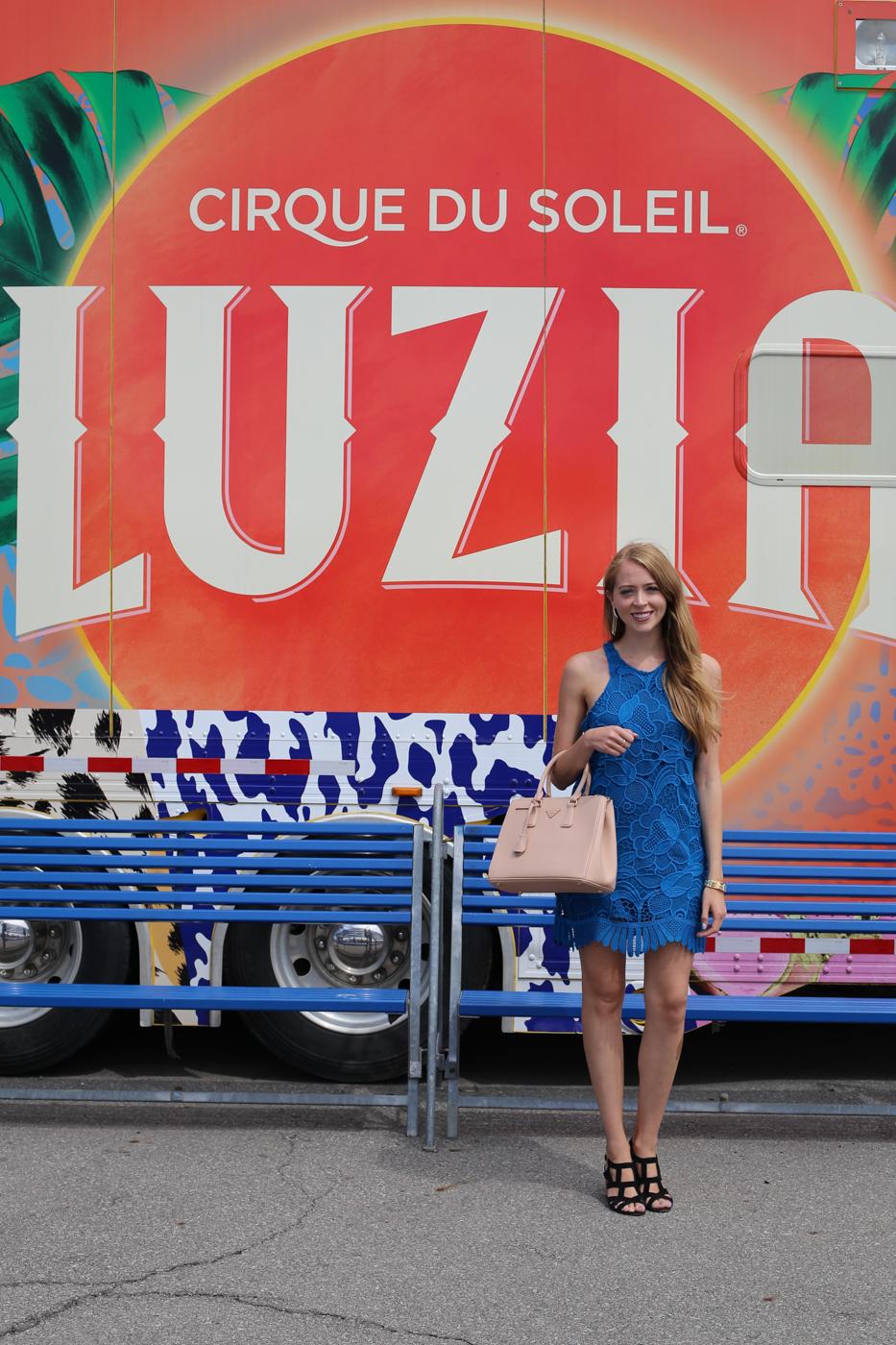 Cirque du Soleil Luzia in Toronto review