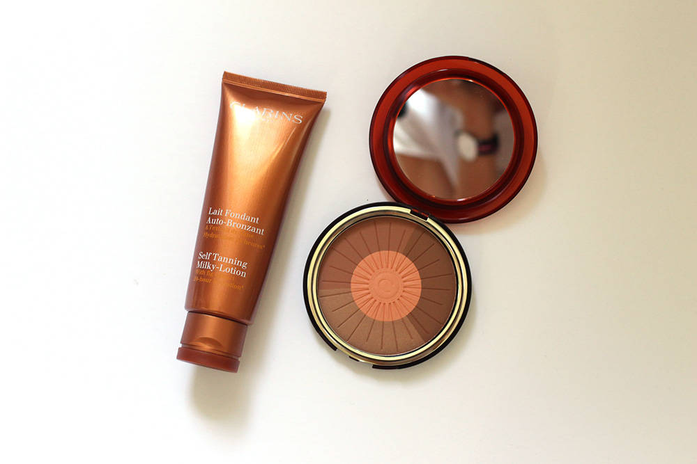 clarins self tanner review