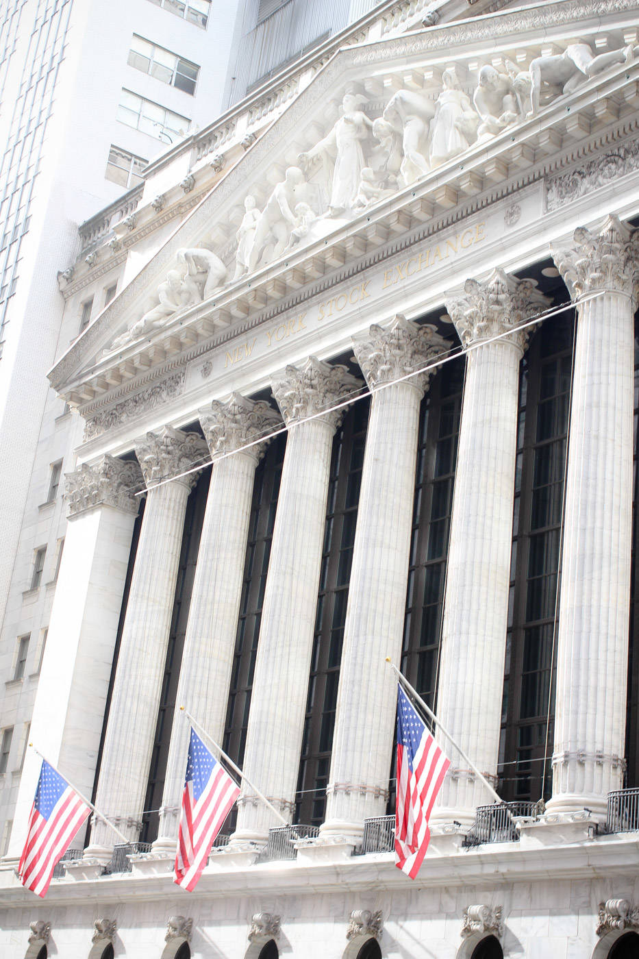 financial district new york stock exchange