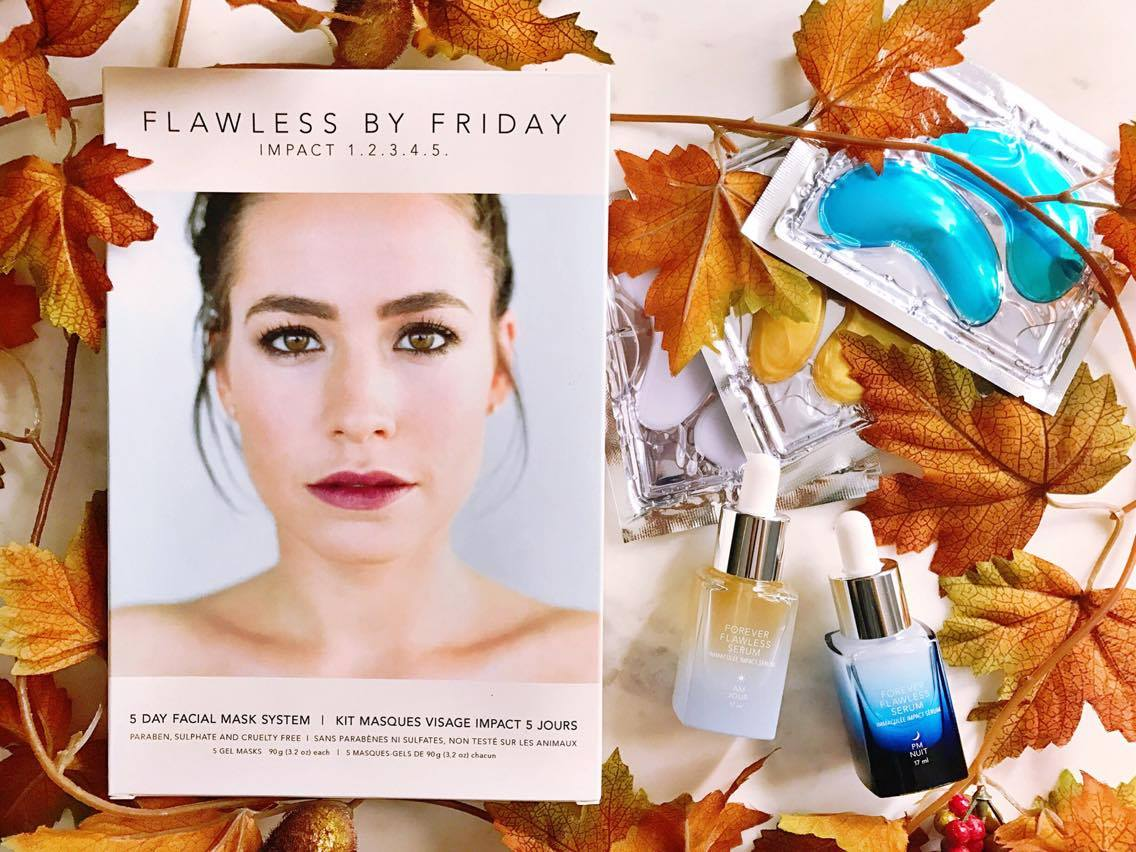 Flawless by Friday Review + Giveaway