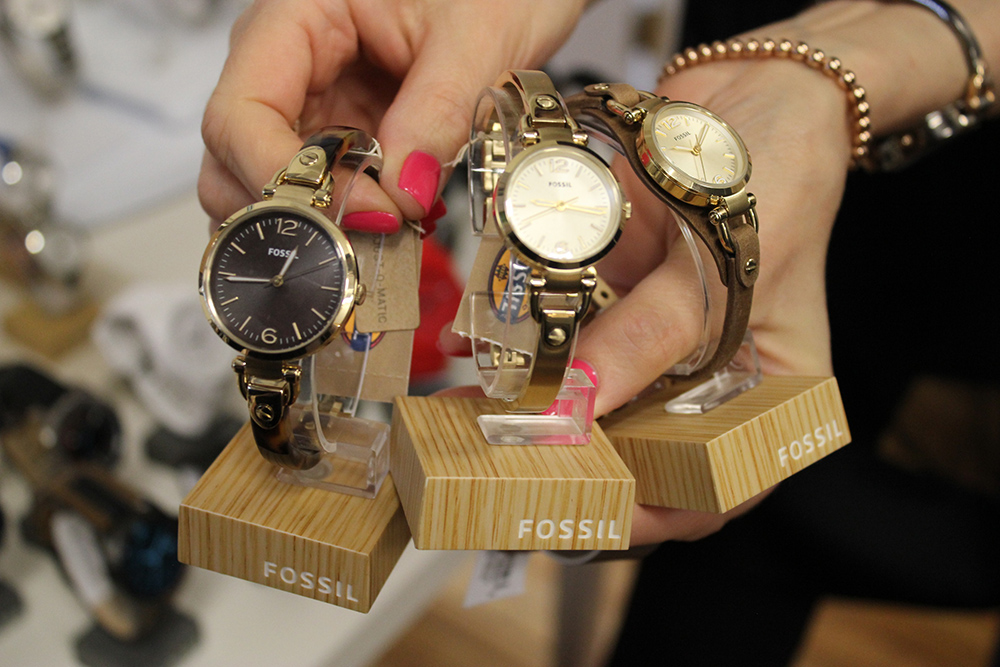 fossil watch fall 2013
