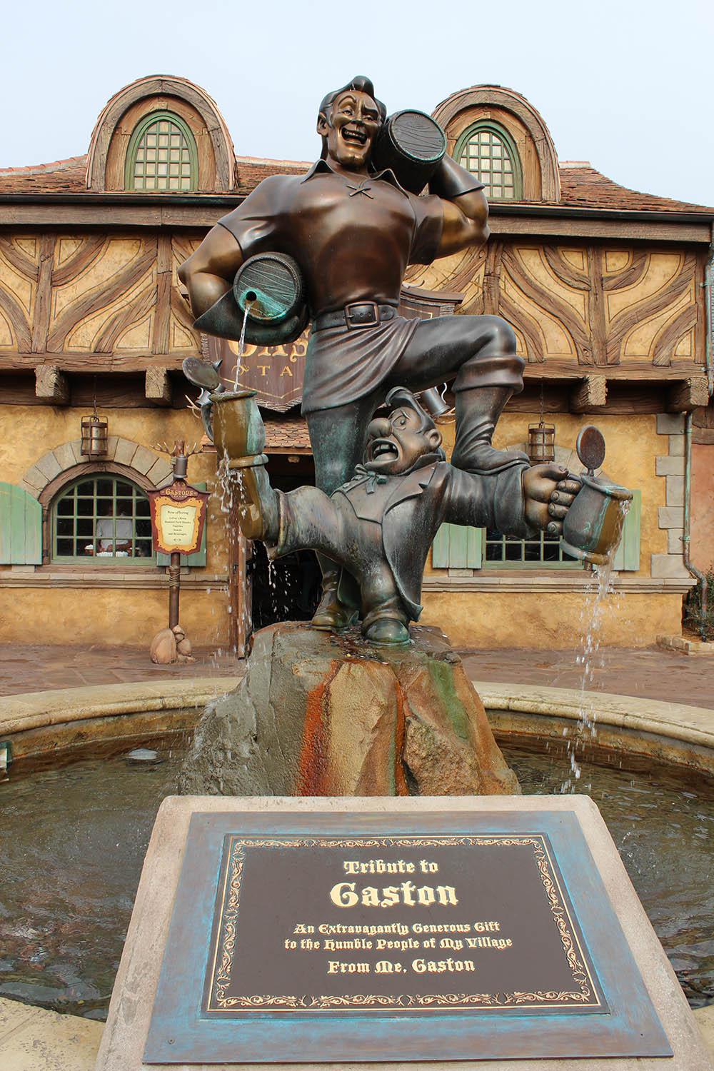 gaston beauty and the beast