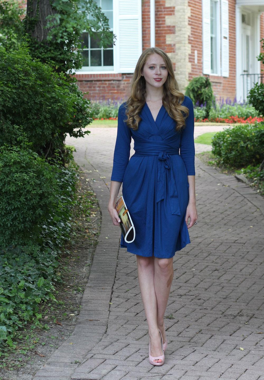 Issa For Banana Republic Kate Middleton Wrap Dress