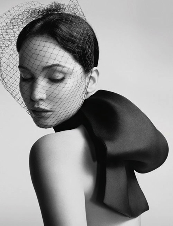 Jennifer Lawrence for Miss Dior campaign images released