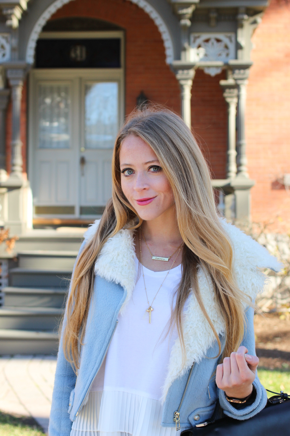 November Blues + Foxy Jewelry Giveaway