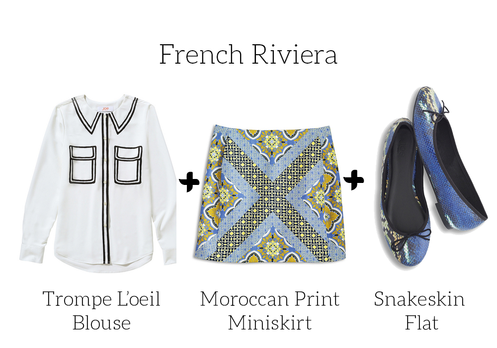 joe fresh spring 2014 french inspired clothes
