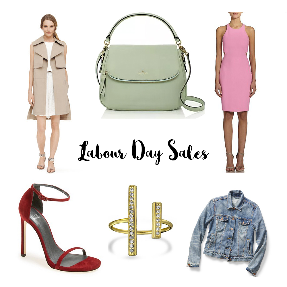 Back to school shopping: Labour Day Sales 2015