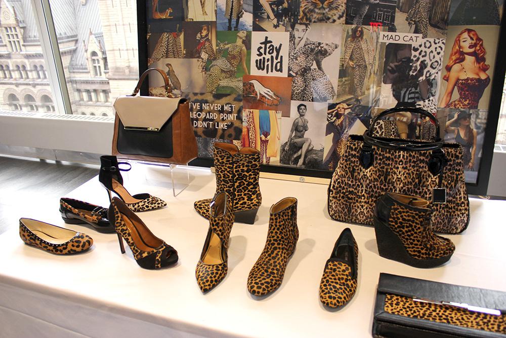 leopard collection nine west
