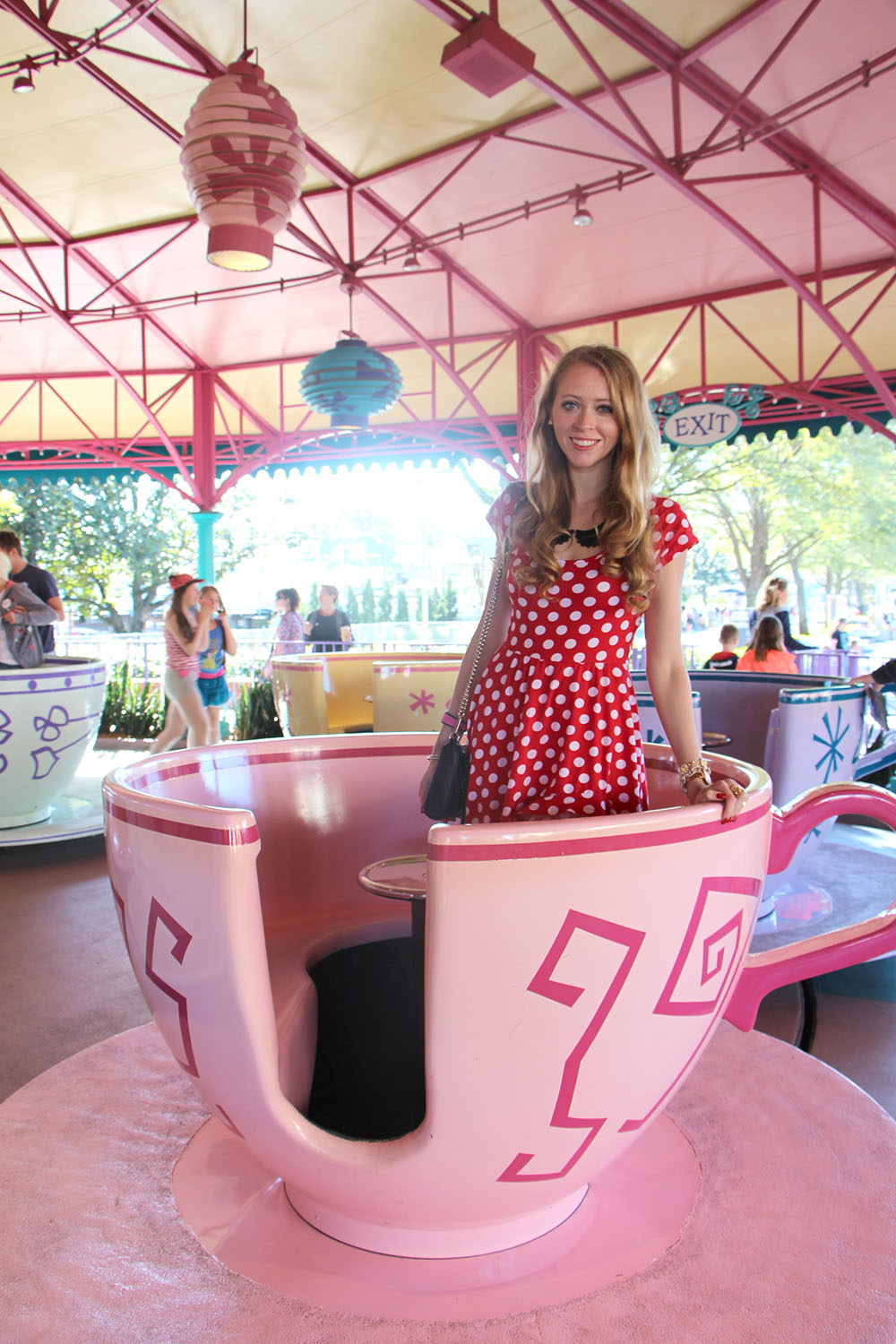 mad tea party teacup ride