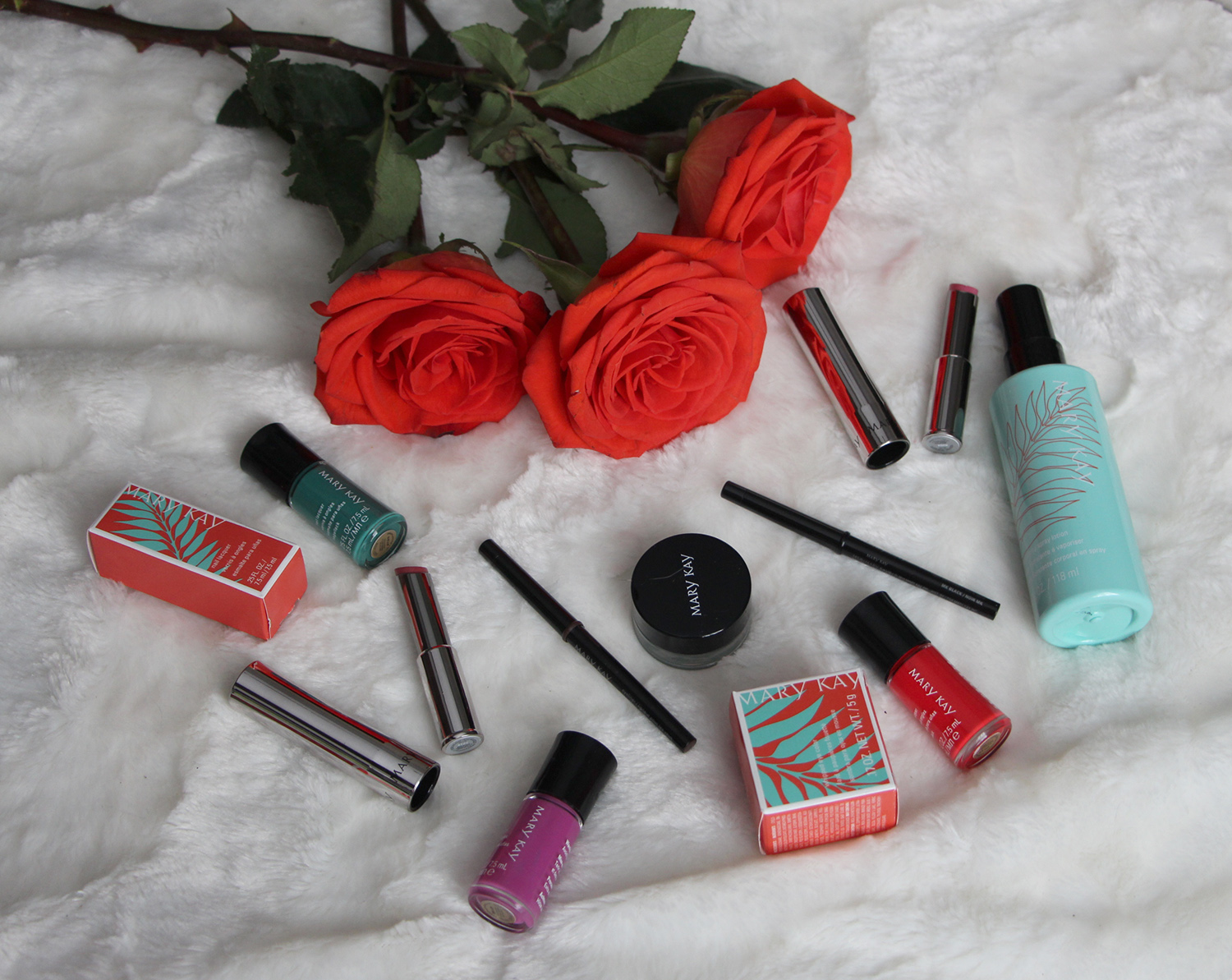 mary kay spring 2015 makeup collection
