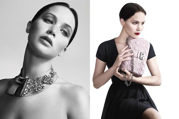 Jennifer Lawrence for Dior