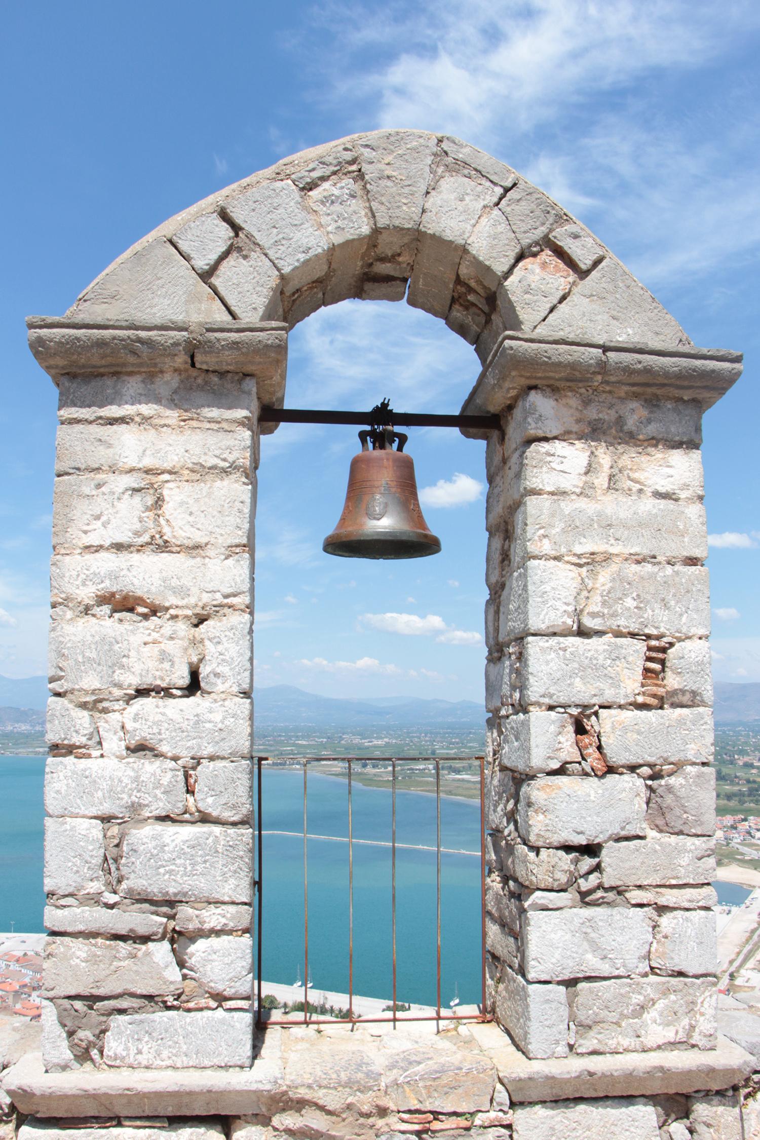 nafplio palamidi bell