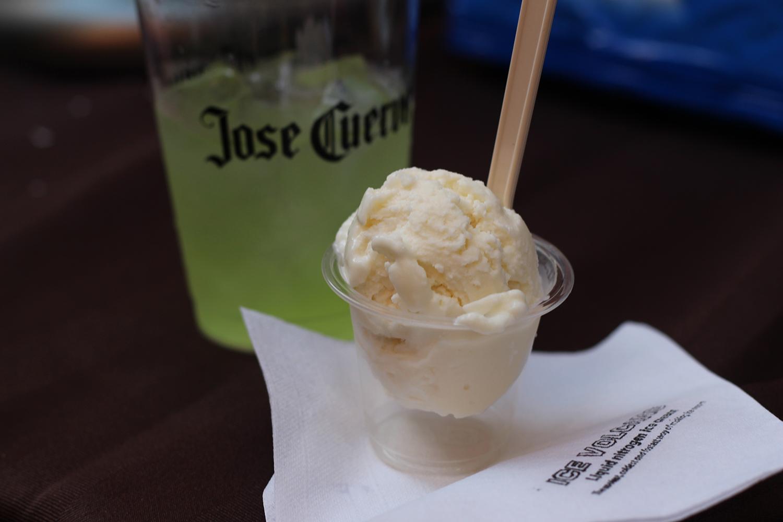 nitrogen ice cream