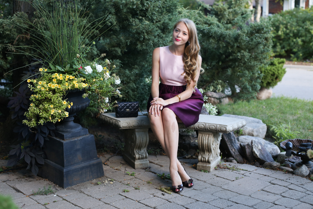 What I wore: Nordstrom Eaton Gala
