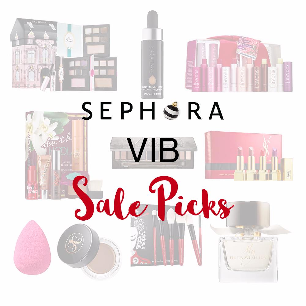 Best of the 2015 Sephora VIB Sale