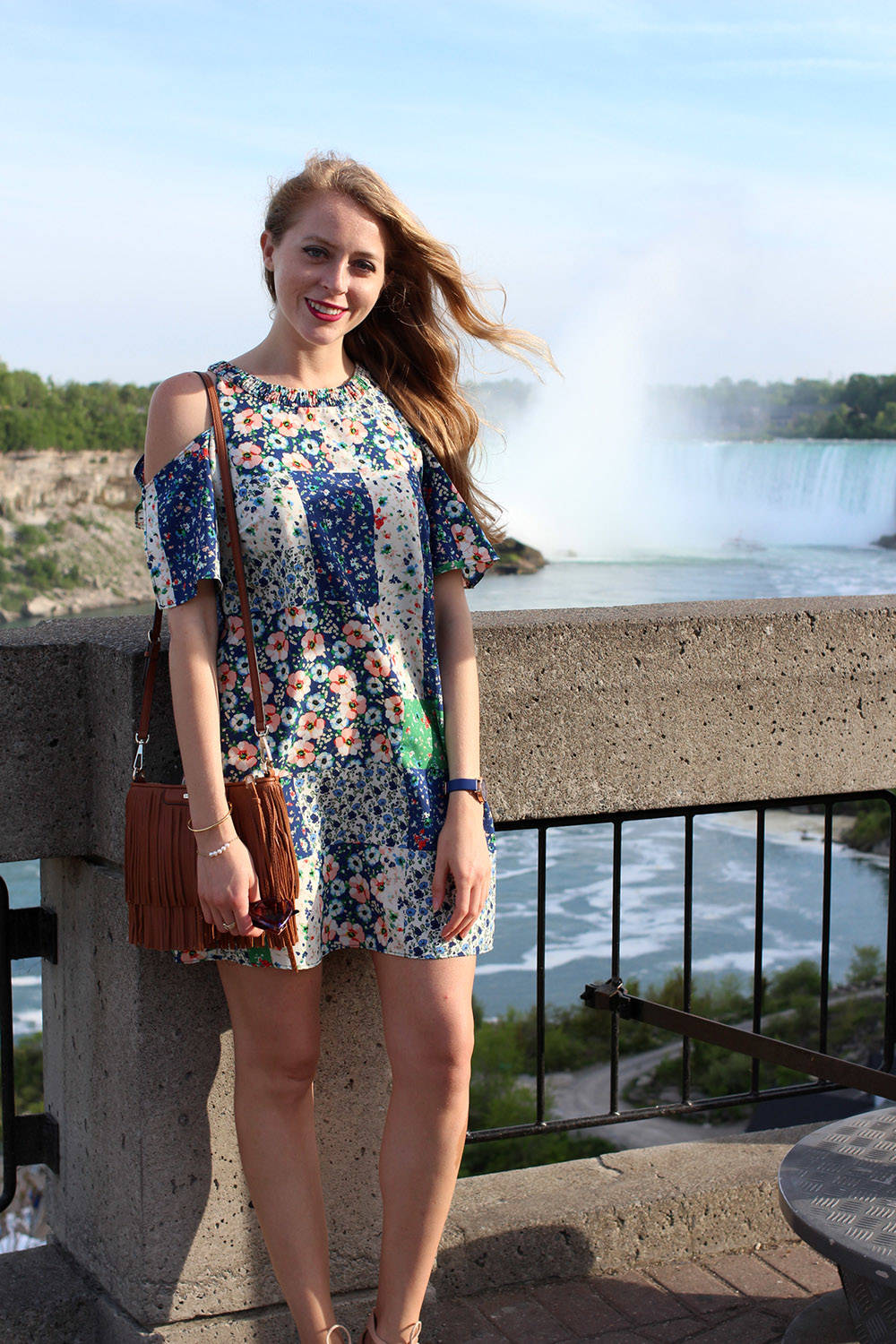 outfit of the day niagara falls