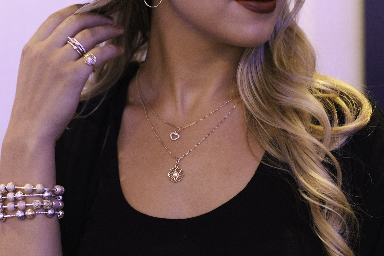 pandora silver stacking jewelry 2014