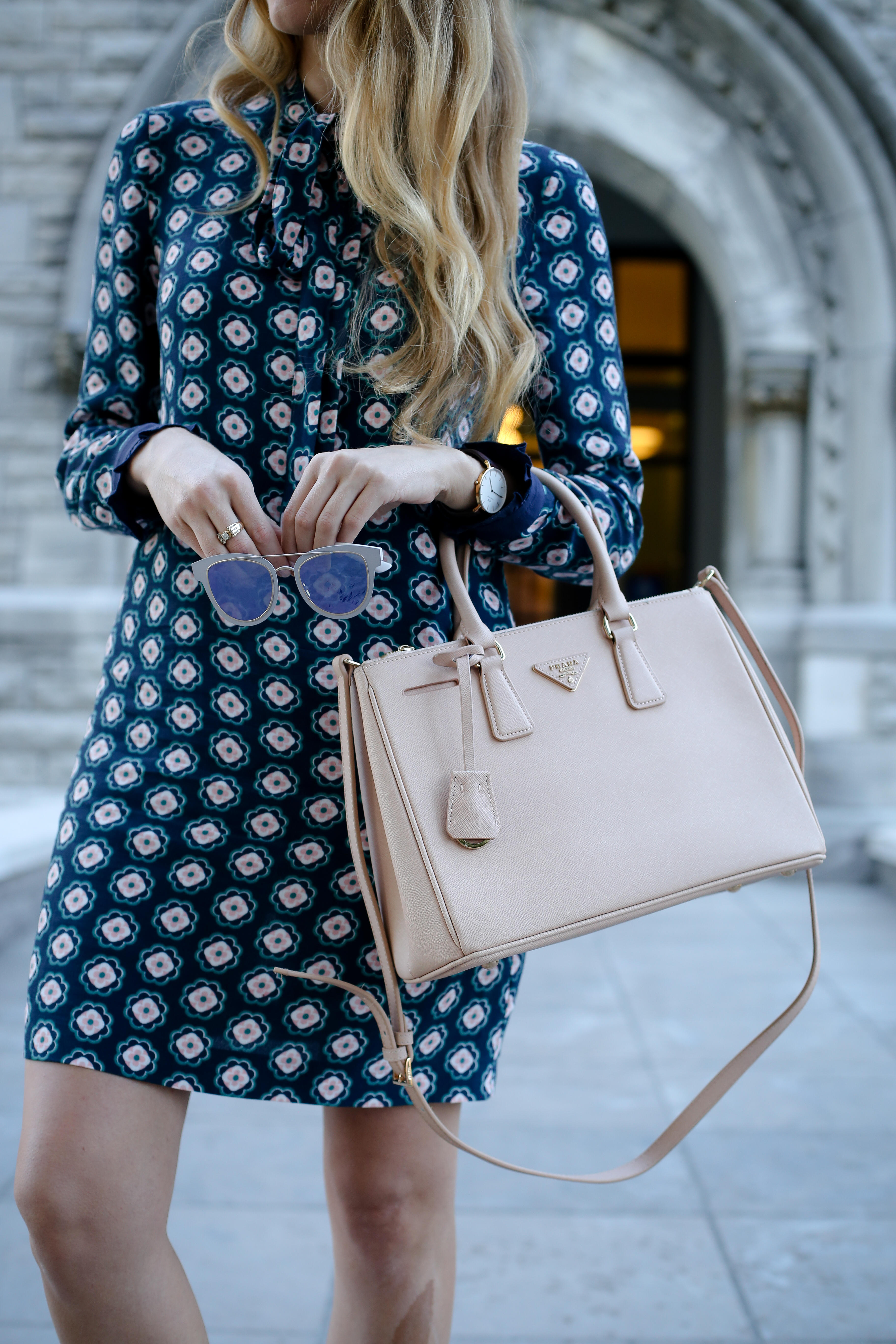 patterned-bow-neck-dress-5-of-5