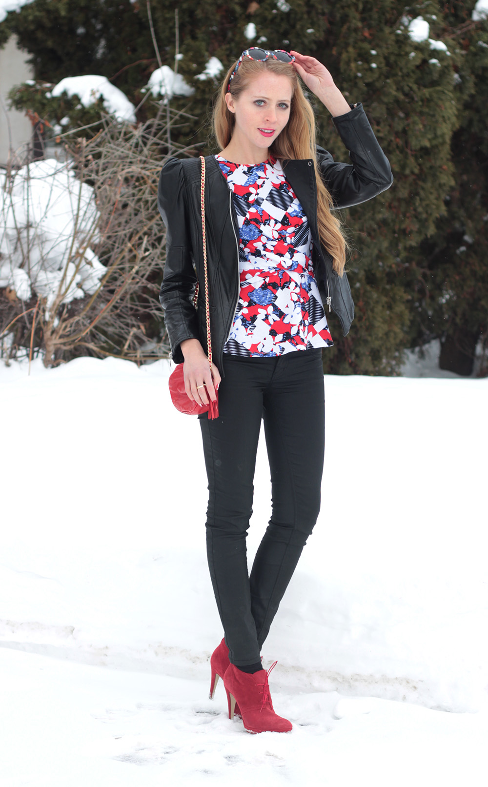 peter pilotto peplum top