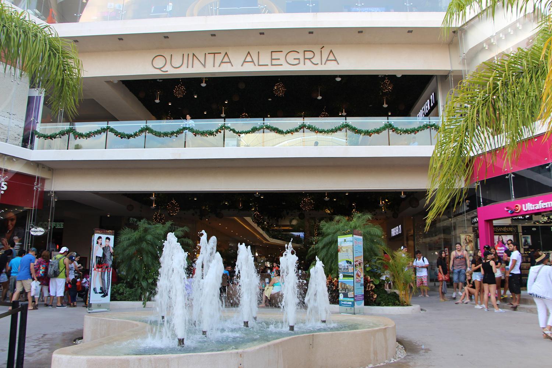 quinta alegria shopping mall pdc