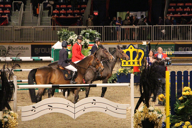 royal winter fair horse show 2