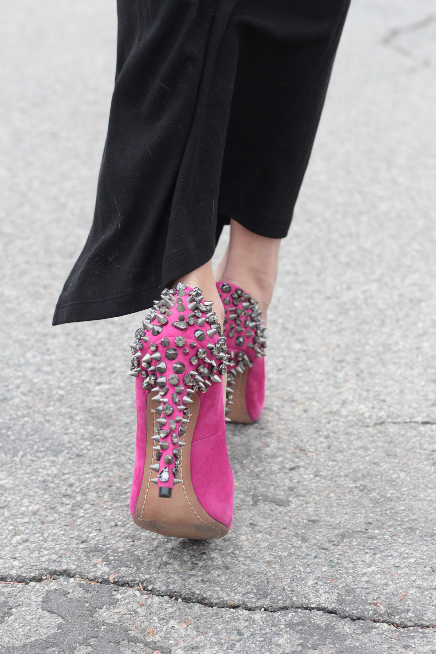 sam edelman hot pink lorissa shoes