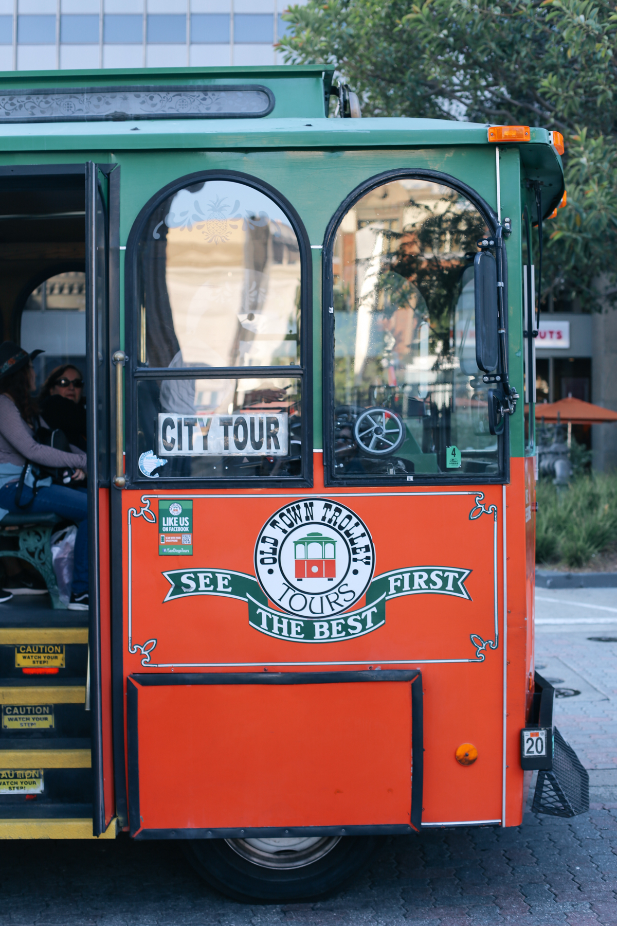 san diego old town trolley tour