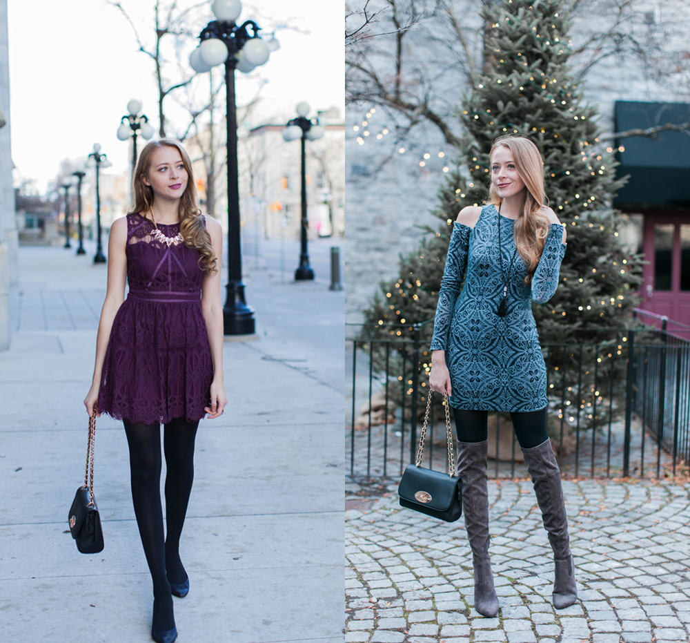 Holiday Dressing with Sears Canada Concept - nataliastyle