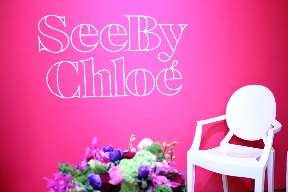 see by chloe white ghost chair