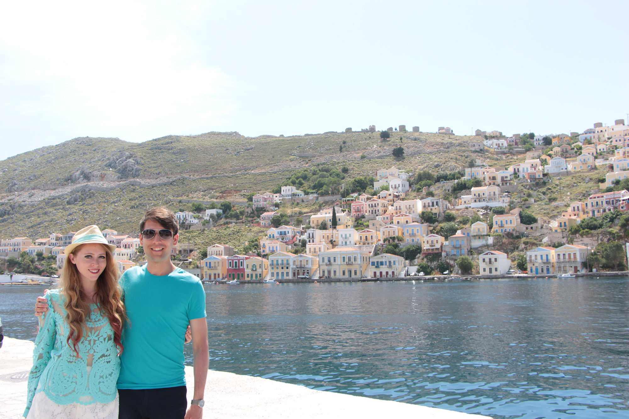 symi greece together