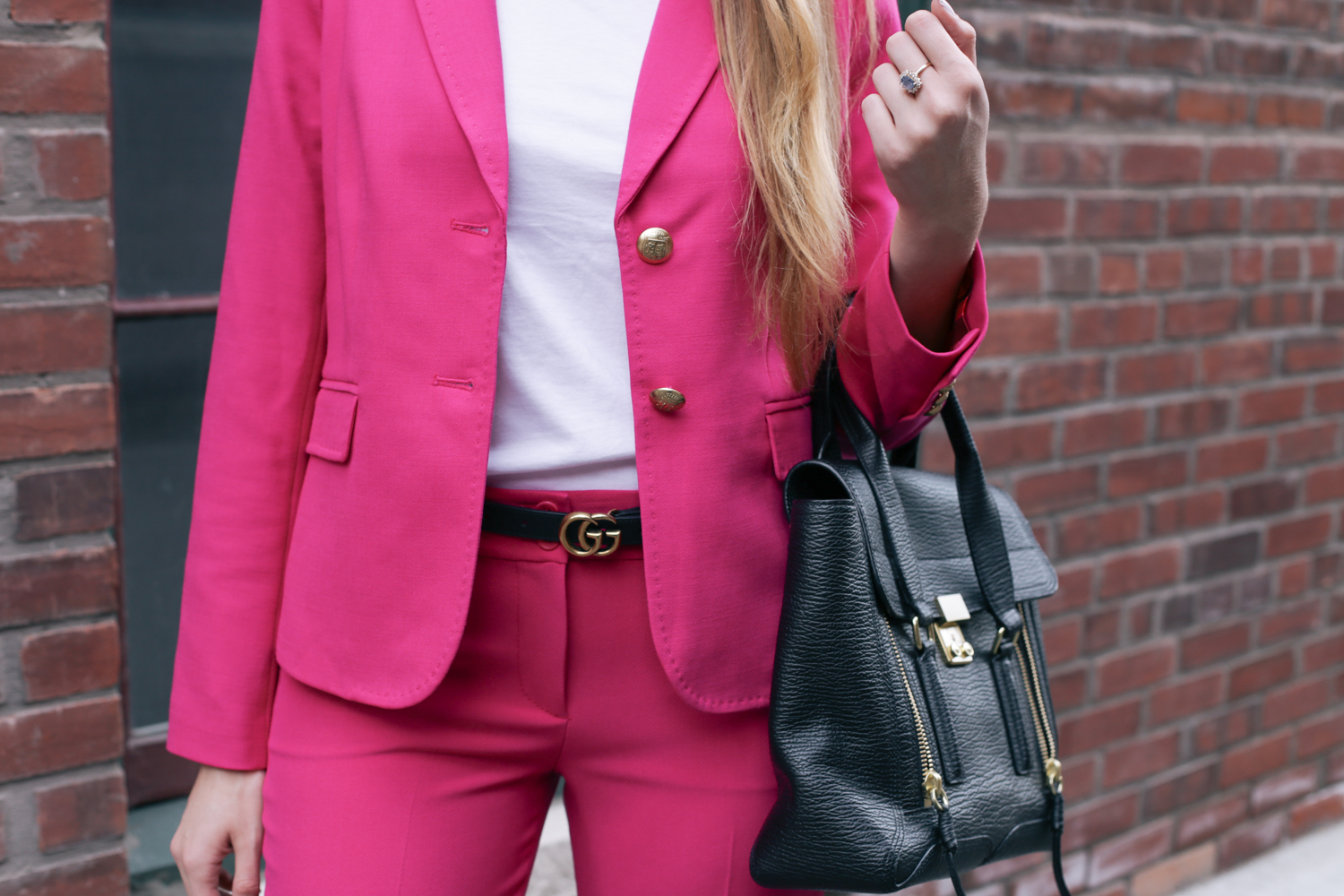 talbots pink suit (6 of 10)