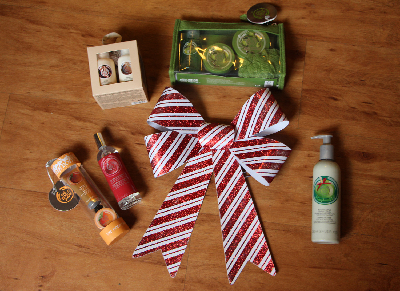 the body shop christmas gift ideas