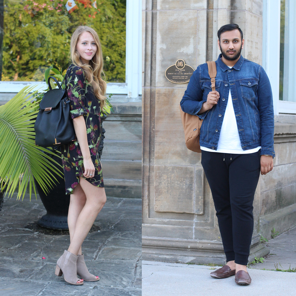 Backpack twins: The Prep Guy x Nataliastyle