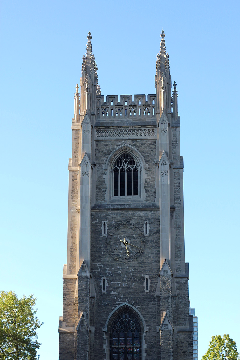 u of t soldiers tower