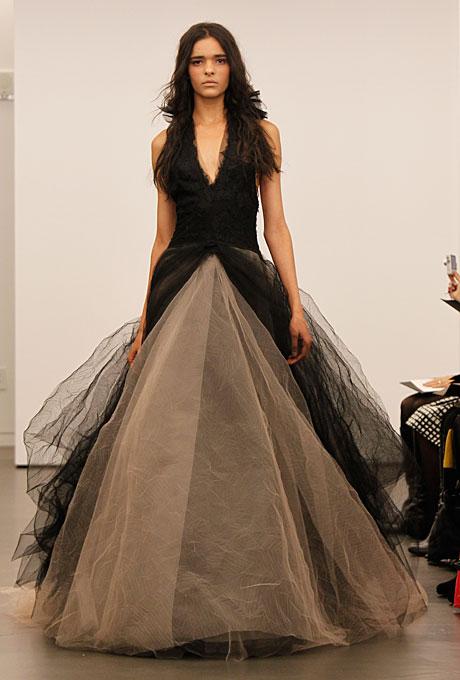 Vera Wang Fall 2012 Bridal Collection Nataliastyle