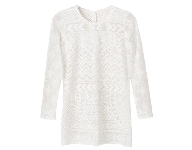 white lace isabel marant