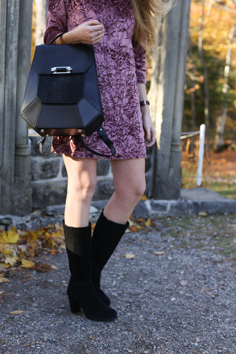 mackage backpack la canadienne boots